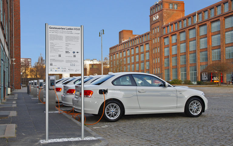BMW ActiveE - Kooperation mit der BMW Group